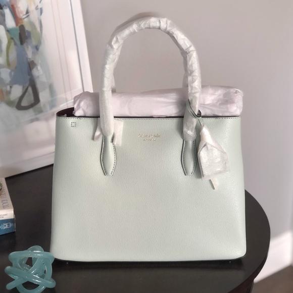 Kate Spade Mint Green Handbag